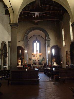 San Felice, Florence - Image: San Felicedi Firenze 02