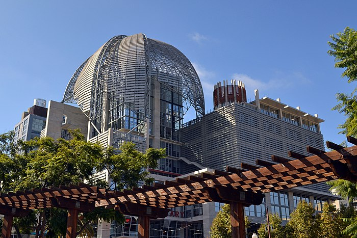 San Diego Central Library