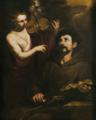 San Francesco in estasi - O. De Ferrari.png