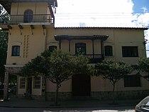 San José de Metán town hall.jpg