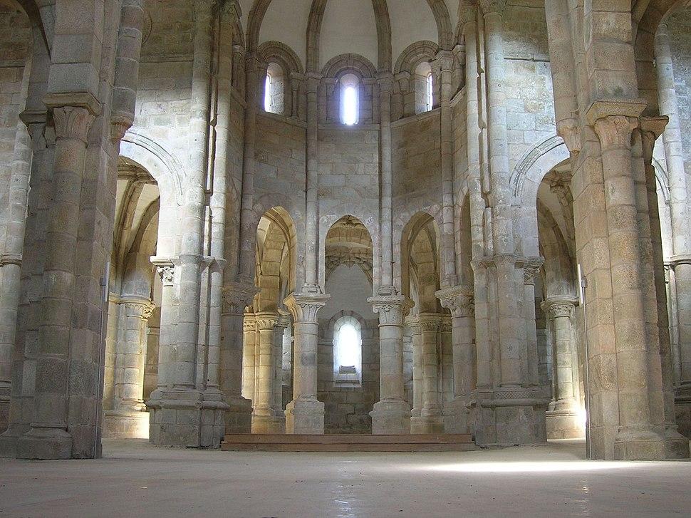 San Lourenzo de Carboeiro Mosteiro Galicia6