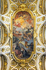 The Apotheosis of Saint Louis