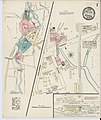 Sanborn Fire Insurance Map from Adams, Berkshire County, Massachusetts. LOC sanborn03671 001-1.jpg