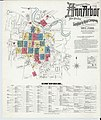 Sanborn Fire Insurance Map from Ann Arbor, Washtenaw County, Michigan. LOC sanborn03909 004-1.jpg