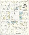 Sanborn Fire Insurance Map from Yates Center, Woodson County, Kansas. LOC sanborn03119 003-1.jpg