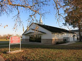 Sandy Point TX Bible Church.JPG
