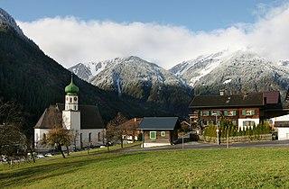Sankt Gallenkirch Place in Vorarlberg, Austria