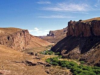 Cueva de las Manos - Image: Santa Cruz Cueva Manos P2210079b