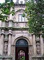 Santiago de Compostela - Colegio de Fonseca (o de Santiago Alfeo)Biblioteca General de la Universidad 2.jpg
