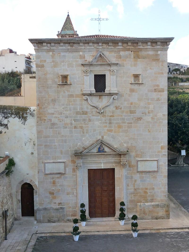 Santuario della Madonna dei Miracoli (Alcamo) - Facciata.jpg