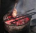 Sate Buntel Solo Grilling.JPG