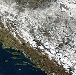 Satellite image of Bosnia and Herzegovina in December 2002.jpg