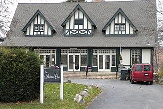 Saturday Club (Wayne, Pennsylvania) - Saturday Club, November 2009