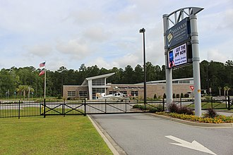 Savannah Technical College - Image: Savannah Technical College, Crossroads Campus