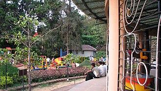 Sawantwadi taluka - Image: Savantwadi garden 3