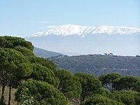 Scenic view of Al Rihan, Lebanon (2009).jpg