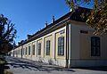 Schönbrunn palace, building towards Meidling 02.jpg