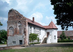 Schönhausen - Bismarck museum