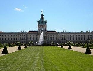 Schloss Charlottenburg Park Cafe N Ef Bf Bdhe