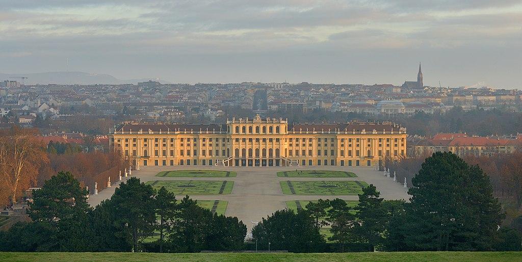 Schloss Schönbrunn Wien 11 2014