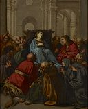 School of Carlo Saraceni - Death of the Virgin - 2012.84.7 - Minneapolis Institute of Arts.jpg