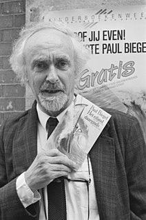 Paul Biegel Dutch writer