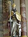 Schwarzenberg Pfarrkirche - Hochaltar 4 St.Augustinus.jpg