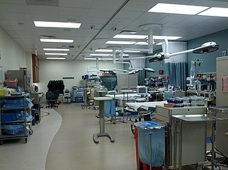 Scripps Mercy Hospital - Image: Scripps Mercy Hospital Trauma Room