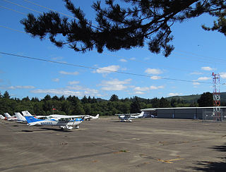 Seaside Municipal Airport airport in Oregon, United States of America