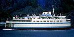 Sechelt Queen backing out of Horseshoe Bay - 9 September 1972.jpg