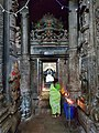 Secondary shrine, Meenakshi Temple, Madurai (37269379210).jpg