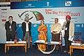 Secretary, Ministry of Information &Broadcasting Ms. Asha Swarup with Shri Digambar Kamat,Chief Minister of Goa, Shri J P Singh, Chief Secretary Govt. of Goa,Shri Bobby Bedi.jpg