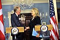 Secretary Clinton Meets With Danish Foreign Minister Sovndal (6518534459).jpg