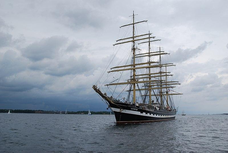 "File:Segelschiff ""Krusenstern"" (7392761956).jpg"