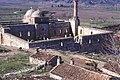 Selçuk. Mosquée d'Isa Bey vue de la citadelle en 1970.jpg