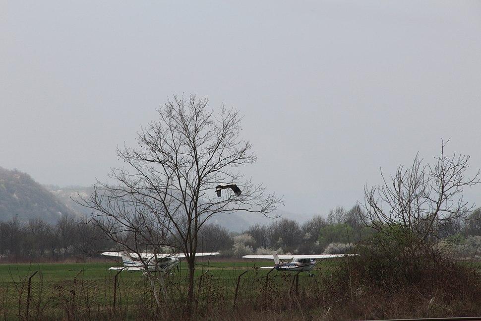 Selo Divci - opština Valjevo - zapadna Srbija - sportski aerodrom 4