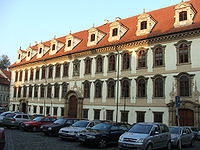 Senat Wallenstein palace Prague 4677.JPG