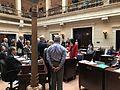 Senator Henderson Recognizing the Gail Halvorsen, the Candy Bomber, and his Family.jpg