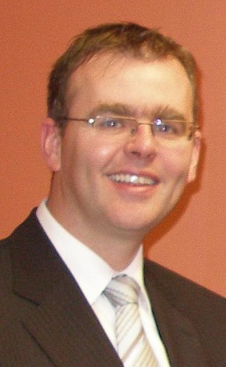 Joe McHugh - Image: Senator Joe Mc Hugh Fine Gael