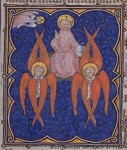 Seraphim - Petites Heures de Jean de Berry