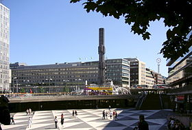 Image illustrative de l'article Sergels torg