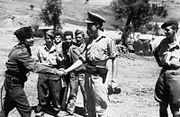 Service of Major David Smiley With the Special Operations Executive (soe) in Albania, 1943 - 1944. HU65147