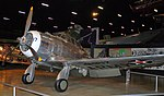 Seversky P-35, National Museum of the US Air Force, Dayton, Ohio, USA. (45441128424).jpg