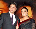 Shah Rukh Khan and Kajol unveil the first look of My Name Is Khan.jpg