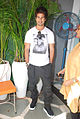 Shahid and Priyanka promote 'Teri Meri Kahaani' at Cocoberry 07.jpg