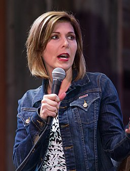 Sharyl Attkisson at the Redneck Country Club 02