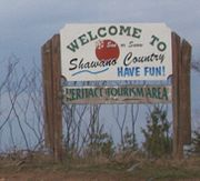 ShawanoCountyWisconsinWelcomeSign