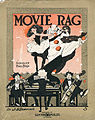 Sheet music cover - MOVIE RAG - NOVELTY TWO STEP (1913).jpg