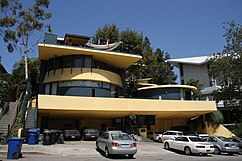 "Apartamentos Sheats (""L'Horizon""), Los Angeles (1949)"