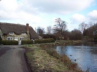 Sherrington Human settlement in England